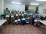 Clausura curso de cata de vinos con alumando de Agroemplea Tegueste